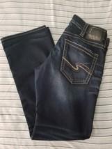 Men's Silver Zac Jeans - $40.00