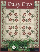 Thimbleberries Daisy Days Quilts Softcover Book of Quilt Patterns Lynett... - $17.81