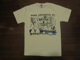 Grateful DEAD- When Confrorted By Bears- Brand New.2 Sided Print - $17.99+