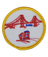 "Vintage San Francisco Patch - California, Golden Gate 2.25"" (Clearance, ... - £1.56 GBP"