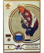 2003-04 Private Stock Reserve Patches #158 Joe Sakic - $39.15