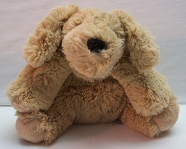 "Mary Meyer SOFT TAN PUPPY DOG 10"" Plush Stuffed Animal TOY - $18.32"
