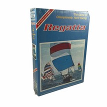 Regatta The Game of Championship Yacht Racing Vintage 1979 Sports Illust... - $39.59