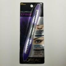 L'Oreal Paris Makeup Voluminous X Fiber Mascara With Black Primer 216 So... - $9.04