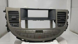 2009 Hyundai Genesis Temperature Climate Control Switch R8S10B15 - $49.00