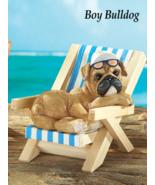 Day at The Beach  Bulldog - $21.50