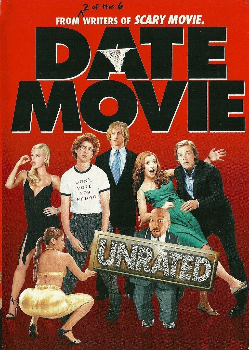 Date Movie Date Movie DVD Adam Ca...