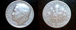 1946-P Roosevelt Dime Silver - $4.49