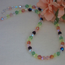 Mixture Of Colors For Czech Glass Beaded Necklace   FREE SHIPPING - $25.00