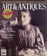 Art & Antiques Magazine, March 1991, Mondrian, ... - $6.99