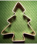 Christmas tree cookie cutter - $5.00