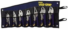 Irwin Tools Vise-Grip 757KBT 7-Piece Fast Release Locking Pliers Set - $207.92