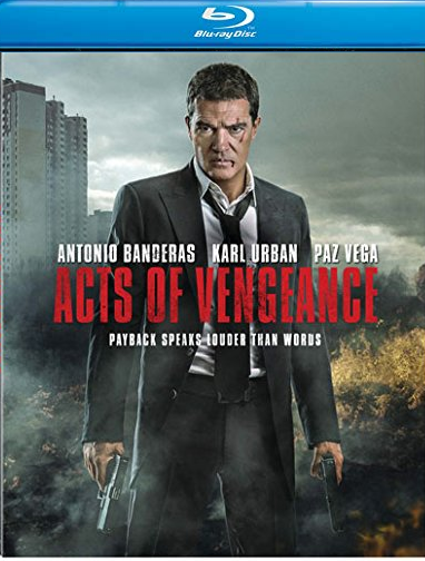 Acts of Vengeance [Blu-ray] (2017)