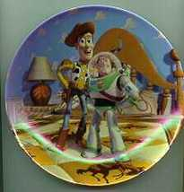Disney Toy Story Plate RARE Cheap!!! - $25.00