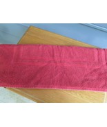 """Maroon RALPH LAUREN BATHMAT, NWOT, 100% cotton, made in USA, 34""""x26"""",great buy!! - $9.89"""