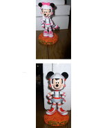Disney Mickey & Minnie Mission Space Bobble Heads - $116.00