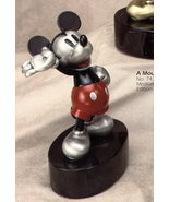 Disney Mickey Mouse in Million Pewter figure Make Offer - $362.50