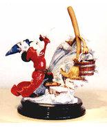 Disney Mickey Sorcerer Armini rare Figurine - $800.00
