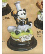 Capodimonte MICKEY MOUSE STEAMBOAT WILLIE Make OFFER - $208.00