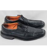Robert Cameron Black Leather Oxford Shoes Men's Size 8.5 E US Excellent ... - $18.69