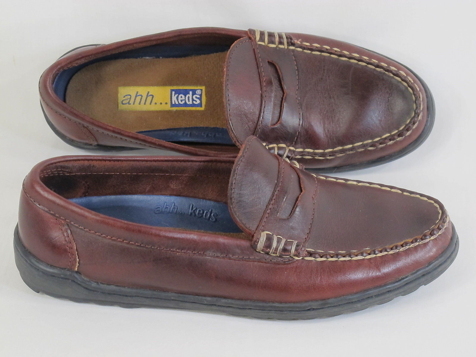 ce4660652a2a7 ahh...KEDS Cordovan Leather Slip on Loafer and 50 similar items