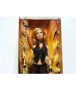 "2002 Mattel Shakira 12"" Doll Box Damaged New NRFB - $34.65"