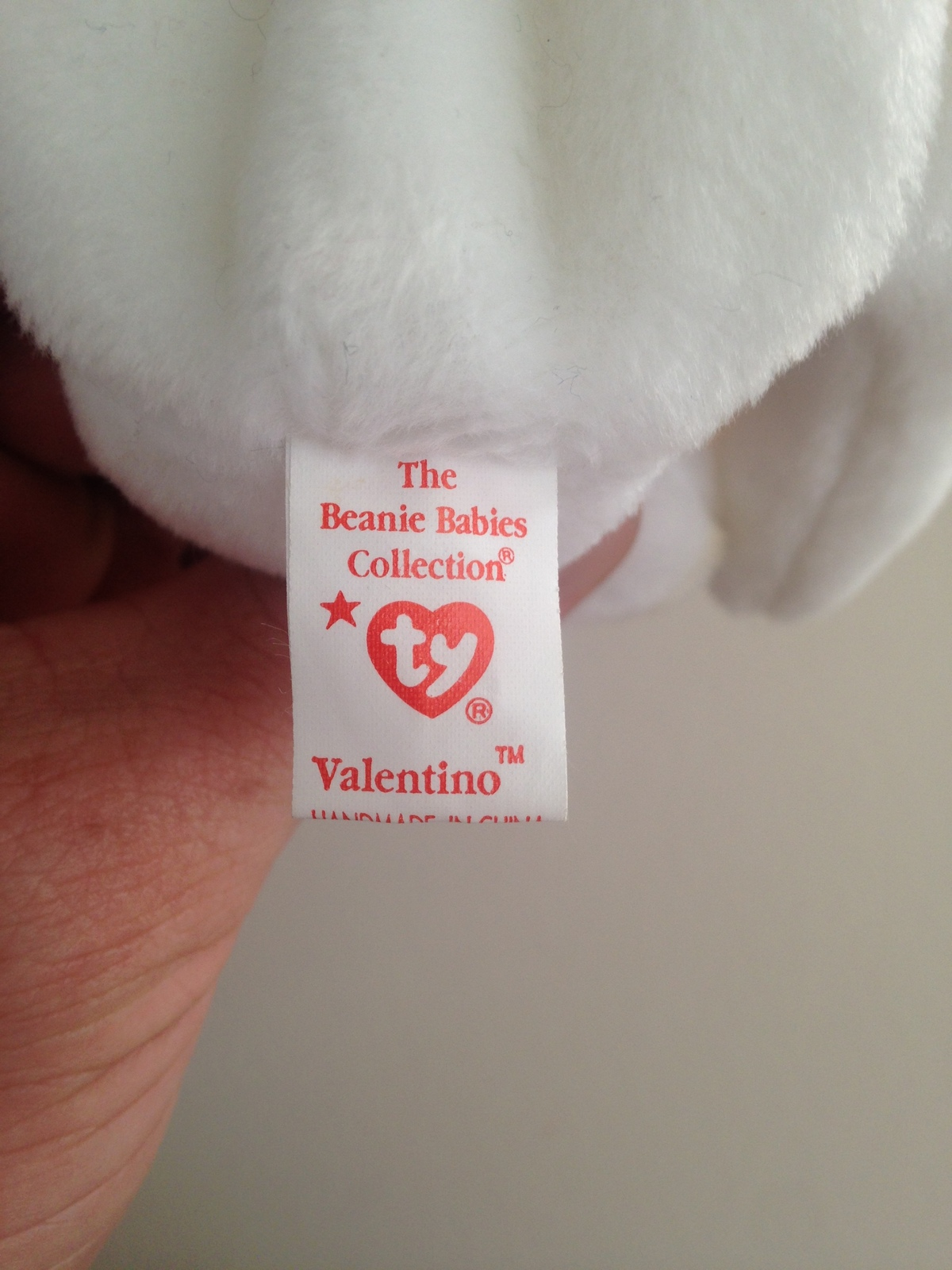 Valentino Beanie Baby Retired 1993 and 50 similar items 3b75d587a6d8