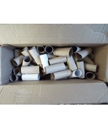 Box of 204 Empty Cardboard Toilet Paper Rolls  Set 1 - $29.69