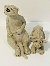 Quarry Critters Otis the Otter and Chance the Cow  - $14.99