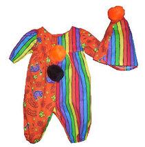Preemie & Newborn Baby Clown Halloween Costume  - €26,48 EUR