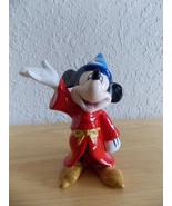 Disney Fantasia Sorcerer made in China Figurine  - $12.00