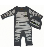 Baby Boys Mummy Longall and Hat   - $12.00