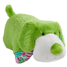 "Pillow Pets Colorful Lime Green Puppy - 18"" Stuffed Animal Plush Toy - $30.93"