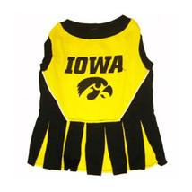 Pets First Iowa Hawkeyes Cheerleader Dog Dress Xtra Small- 1288-23508177... - $22.95