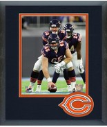Cody Whitehair 2018 Chicago Bears #65 -11x14 Team Logo Matted/Framed Photo - $42.95
