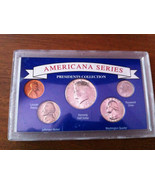 Americana Series Presidents Collection Year 1964. - $50.00