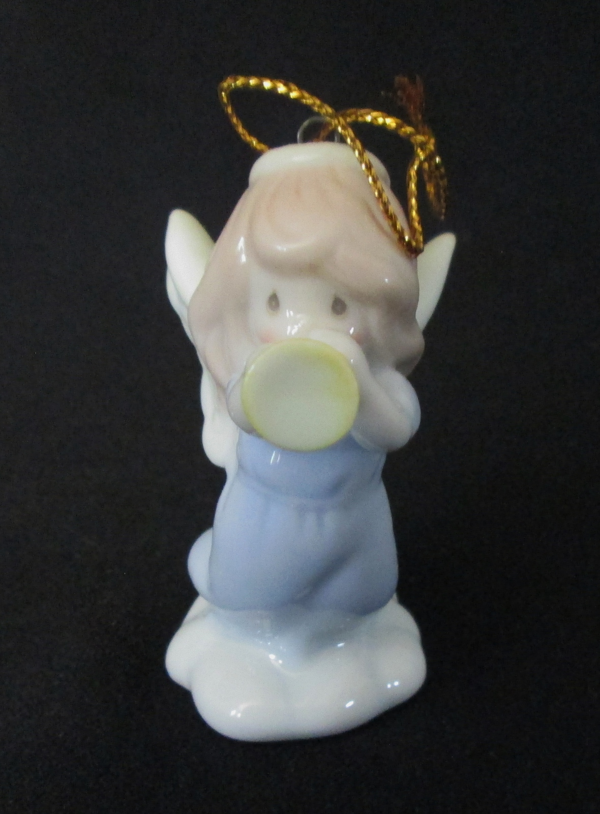 Avon Precious Moments Porcelain Angel Ornament by Enesco