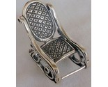 Rocking chair silver miniature thumb155 crop