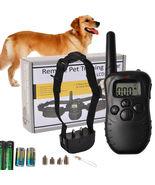 Remote Pet Dog Training Collar LCD 100LV 300Meter Level Electric Shock V... - $37.99