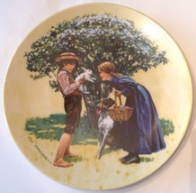 "Knowles China Collectors Plate ""Easter"" by Don Spaulding 3rd Issue Vinta... - $6.94"