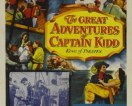 The Great Adventures of Captain Kidd  - $19.99