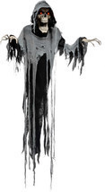 Animated Hanging Soul Reaper 72 inch Halloween Prop - €56,70 EUR