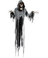 Animated Hanging Soul Reaper 72 inch Halloween Prop - ₨4,366.60 INR