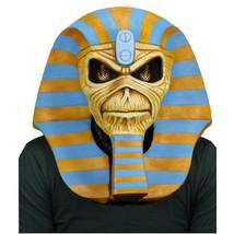 Iron Maiden Powerslave 30th Anniversary Collectors Edition Halloween Latex Mask - $71.27