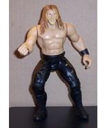 "'98 Jakk's WrestleMania 15 Signature Series 3 ""EDGE"" 6"" Action Figure WW... - $7.85"