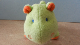 Child of Mine by Carter's Stuffed Plush Hippo with Laughing Sounds Light Green - $15.99
