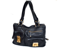 Tod's Took Tracolla Media Leather Shoulder Bag - $247.50