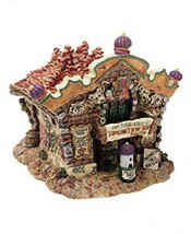 "Boyds Bearly Built Village ""Roxbeary Theater"" Style19017-NIB-2001- Retired - $29.99"