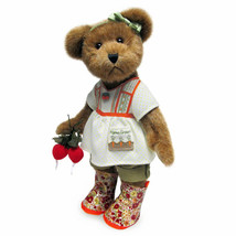 """Boyds Bears """"Sophie Sowinseed""""  14"""" Plush Bear- #4040332 - NWT -2013 - $39.99"""
