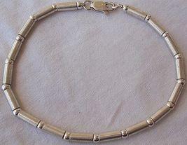 silver balls bracelet - $30.00